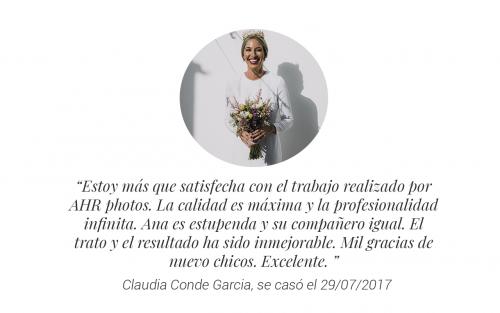 claudia conde